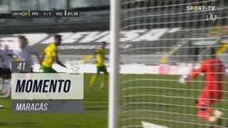 FC P.Ferreira, Jogada, Maracás aos 41'