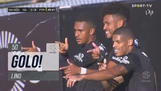 GOLO! Gil Vicente FC, Lino aos 50', Gil Vicente FC 1-0 Portimonense