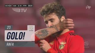 GOLO! SL Benfica, Rafa aos 23', SL Benfica 2-0 Portimonense
