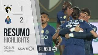 I Liga (24ªJ): Resumo Flash Portimonense 1-2 FC Porto