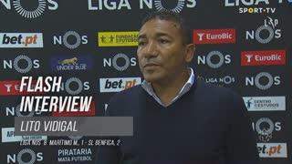 Lito Vidigal: