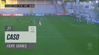 Moreirense FC, Caso, Filipe Soares aos 27'