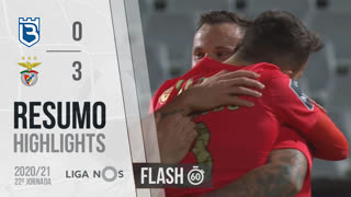 Liga NOS (22ªJ): Resumo Flash Belenenses SAD 0-3 SL Benfica