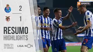 Liga NOS (25ªJ): Resumo FC Porto 2-1 Santa Clara