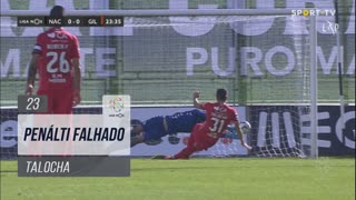 Gil Vicente FC, Jogada, Talocha aos 23'