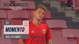 SL Benfica, Jogada, Waldschmidt aos 59'