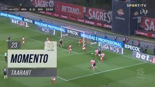 SL Benfica, Jogada, Taarabt aos 23'