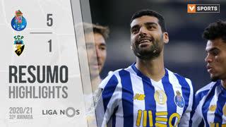 Liga NOS (32ªJ): Resumo FC Porto 5-1 SC Farense