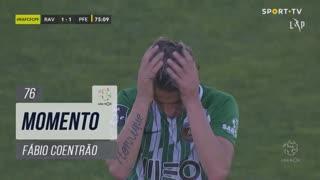 Rio Ave FC, Jogada, Fábio Coentrão aos 76'