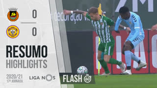 I Liga (17ªJ): Resumo Flash Rio Ave FC 0-0 CD Nacional