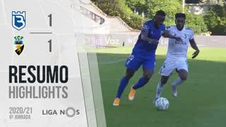 Liga NOS (6ªJ): Resumo Belenenses SAD 1-1 SC Farense