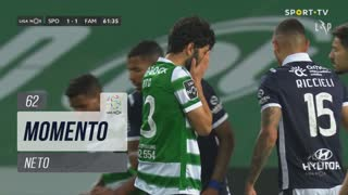 Sporting CP, Jogada, Neto aos 62'