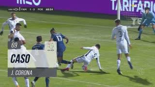 FC Porto, Caso, J. Corona aos 69'