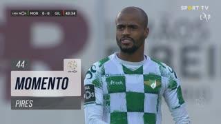 Moreirense FC, Jogada, Pires aos 44'