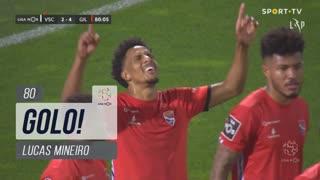 GOLO! Gil Vicente FC, Lucas Mineiro aos 80', Vitória SC 2-4 Gil Vicente FC