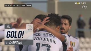 GOLO! FC Famalicão, L. Campana aos 90', Gil Vicente FC 0-2 FC Famalicão