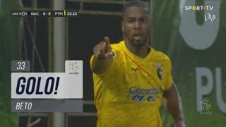 GOLO! Portimonense, Beto aos 33', CD Nacional 0-1 Portimonense