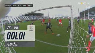 GOLO! SL Benfica, Pedrão (p.b.) aos 78', CD Nacional 1-1 SL Benfica