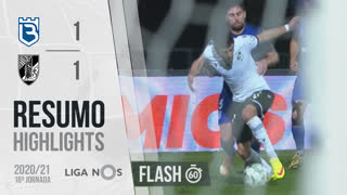 Liga NOS (18ªJ): Resumo Flash Belenenses SAD 1-1 Vitória SC