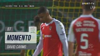 SC Braga, Jogada, David Carmo aos 87'