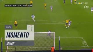 FC Porto, Jogada, Mehdi aos 45'+1'