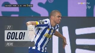 GOLO! FC Porto, Pepe aos 77', FC Porto 1-0 FC P.Ferreira