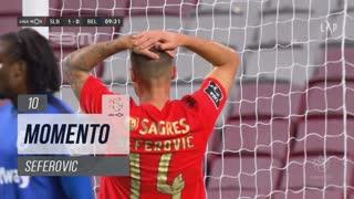 SL Benfica, Jogada, Seferovic aos 10'