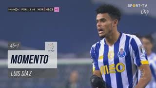 FC Porto, Jogada, Luis Díaz aos 45'+1'