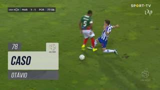 FC Porto, Caso, Otávio aos 78'