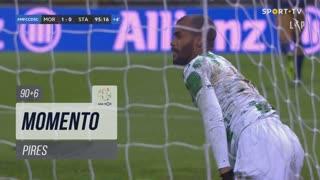 Moreirense FC, Jogada, Pires aos 90'+6'