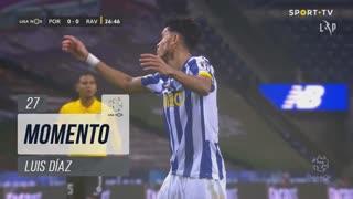 FC Porto, Jogada, Luis Díaz aos 27'