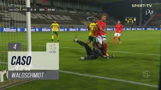 SL Benfica, Caso, Waldschmidt aos 4'