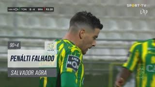 CD Tondela, Jogada, Salvador Agra aos 90'+4'