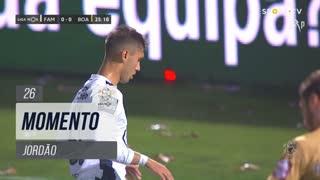 FC Famalicão, Jogada, Jordão aos 26'
