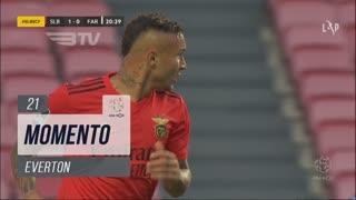 SL Benfica, Jogada, Everton aos 21'