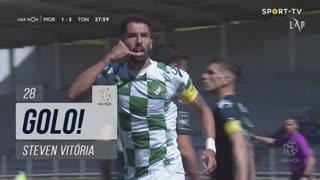 GOLO! Moreirense FC, Steven Vitória aos 28', Moreirense FC 1-3 CD Tondela