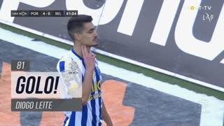 GOLO! FC Porto, Diogo Leite aos 81', FC Porto 4-0 Belenenses SAD