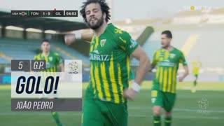 GOLO! CD Tondela, João Pedro aos 4', CD Tondela 1-0 Gil Vicente FC
