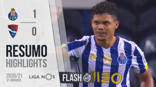 Liga NOS (5ªJ): Resumo Flash FC Porto 1-0 Gil Vicente FC