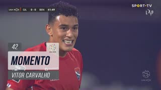 Gil Vicente FC, Jogada, Vitor Carvalho aos 42'