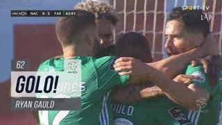 GOLO! SC Farense, Ryan Gauld aos 62', CD Nacional 0-2 SC Farense