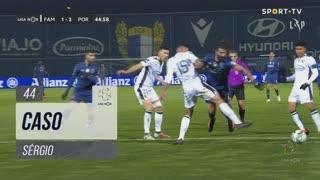 FC Porto, Caso, Sérgio aos 44'