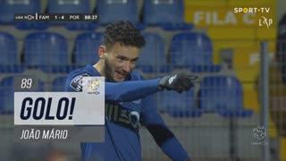 GOLO! FC Porto, João Mário aos 89', FC Famalicão 1-4 FC Porto