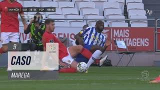 FC Porto, Caso, Marega aos 9'
