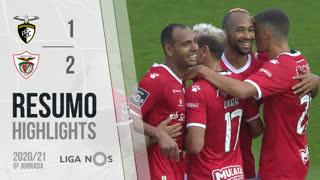 I Liga (6ªJ): Resumo Portimonense 1-2 Santa Clara