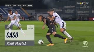 FC Famalicão, Caso, Jorge Pereira aos 45'