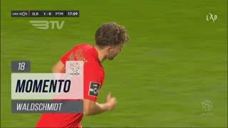 SL Benfica, Jogada, Waldschmidt aos 18'
