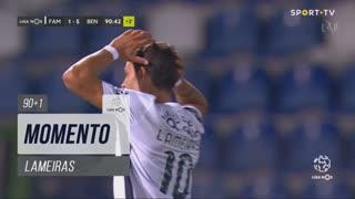 FC Famalicão, Jogada, Lameiras aos 90'+1'