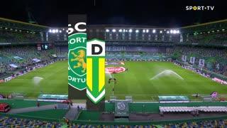Sporting CP x CD Tondela: Confere aqui a constituição das equipas!