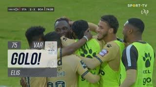 GOLO! Boavista FC, Elis aos 75', Santa Clara 2-3 Boavista FC
